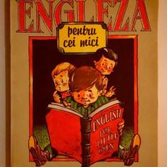 Luminita Grigorescu - Engleza pentru cei mici - Carte in engleza