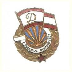 Insigna Tanarul Dinamovist