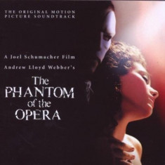 ANDREW LLOYD WEBBER The Phantom At The Opera Soundtrack (cd) - Muzica soundtrack