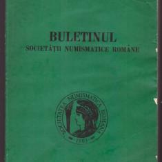 Buletinul Societatii Numismatice Romane LXXV - LXXVI (1981-1982)