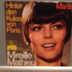 MIREILLE MATHIEU - MARTIN  (1969/ARIOLA REC/RFG) - VINIL Single/RAR/ca NOU