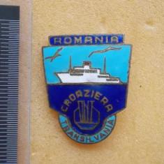 Insigna croaziera nava Transilvania
