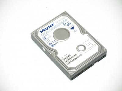 """Hard disk Maxtor DiamondMax Plus 9 - 120 GB ( 3,5"""") foto"""