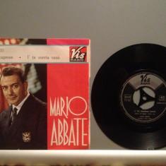MARIO ABBATE - LUNA CAPRESE (1962/VIS RADIO/ITALY) - VINIL Single/RAR/ca NOU - Muzica Pop Altele