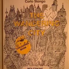 Carlo Stanga - The Wondering City Colouring Book