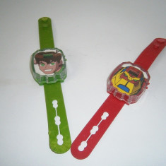 Ceasuri baieti electronice, 2 bucati! - Ceas copii