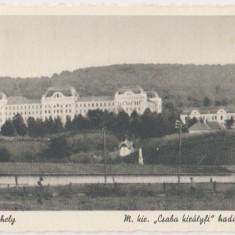 Targu Mures 1942 - scoala militara de cadeti