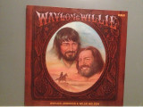 WILLIE NELSON & W.JENNINGS - WAYLON & WILLIE(1978/RCA/RFG) - Vinil/Impecabil(NM), rca records