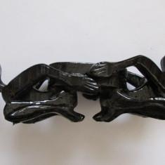 BIBELOU-2-arta africana-sculptura in lemn, vintage - Arta din Africa