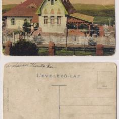 Targu Mures (Marosvasarhely) - Chioscul secuiesc aprox. 1918