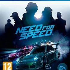Need For Speed Ps4 - Jocuri PS4, Curse auto-moto, 12+
