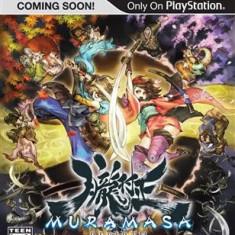 Muramasa Rebirth Ps Vita - Jocuri PS Vita, Actiune, 16+, Single player