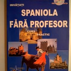 C. Guzga, A.-M. Cazacu - Invatati spaniola fara profesor curs practic