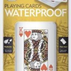 Joc de carti waterproof - Carti poker