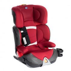 Scaun auto Chicco Oasys 23 Evo FixPlus, RedPassion, 3ani+ - Scaun auto copii