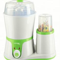 Sterilizator (3) 5 in 1 cu omogenizator electric - Sterilizator Biberon Joycare
