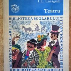 Ion Luca Caragiale – Teatru - Carte Teatru