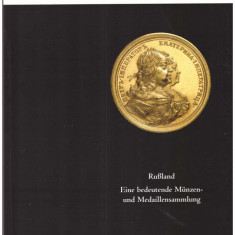 Catalog licitatii Kunker 150/2009, monede si medalii Rusesti