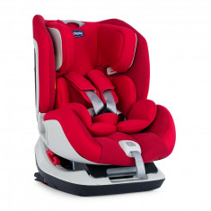 Scaun auto Chicco Seat Up 012 Isofix, Rosu - Scaun auto copii