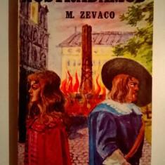Michel Zevaco – Nostradamus - Carte de aventura