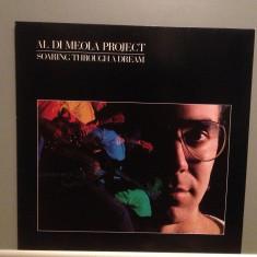 AL DI MEOLA - SOARING THROUGH....(1985/EMI/HOLLAND) - Vinil/Vinyl/Impecabil (NM)