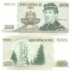 Chile 2003 - 1000 pesos UNC