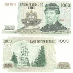Chile 2003 - 1000 pesos UNC - Vin