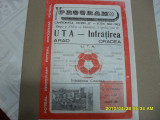 Program     UTa  -  Infratirea  Oradea