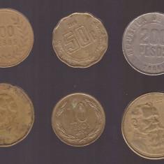 Lot monede America, 6 diferite - bancnota america