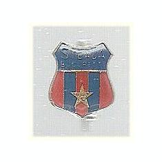 Insigna Steaua Bucuresti, fotbal 1974