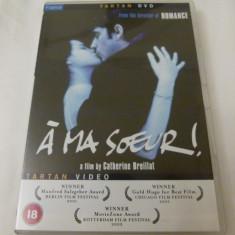 A ma soeur -DVD - Film Colectie, Engleza