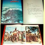 AFRICA - Ion Miclea, album fotografic cu autograf si dedicatie - Carte Fotografie