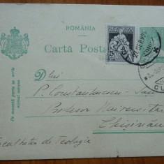 CP circulata Craiova - Chisinau , Marcu Beza catre Constantinescu Iasi , 1929