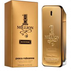 Parfum Paco Rabanne one | 1 Million Intense 100 ml - Parfum barbati Paco Rabanne, Apa de toaleta
