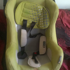 Scaun de masina pentru copil - Scaun auto copii Bertoni, 0-1 (0-18 kg), In sensul directiei de mers, Isofix