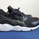 Nike Air Huarache Noi Run Ultra Negrii marimea 46 - Adidasi barbati Nike, Culoare: Negru