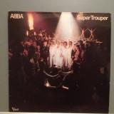 ABBA - SUPER TROUPER (1980/POLYDOR REC/RFG) - Vinil/Vinyl/Impecabil (NM)