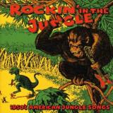 V/A - Rockin'in the Jungle ( 1 CD )