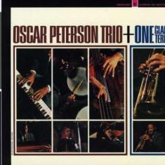 Oscar Peterson Trio - Plus One ( 1 CD ) - Muzica Jazz