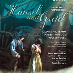 E. Humperdinck - Hansel Und Gretel ( 1 BLU-RAY ) - Muzica Clasica