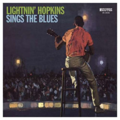 Lightnin' Hopkins - Sings the Blues ( 1 CD ) - Muzica Blues