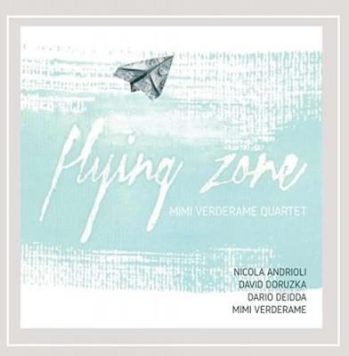 Mimi Verderame -Quartet- - Flying Zone ( 1 CD ) foto