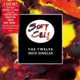 Soft Cell - Twelve Inch Singles- Digi ( 3 CD ) - Muzica Dance