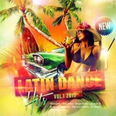 V/A - Latin Dance Hits 2015 ( 2 CD ) - Muzica House