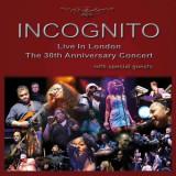 Incognito - Live In London ( 2 CD )