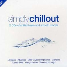 Artisti Diversi - Simply Chillout ( 2 CD )