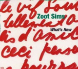 Zoot Sims - What's New ( 1 CD )