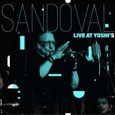 Sandoval & Arturo - Live At Yoshi's ( 1 CD )