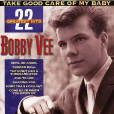 Bobby Vee - 22 Greatest Hits ( 1 CD ) - Muzica Rock & Roll