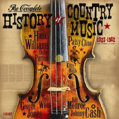 V/A - Complete History of.. ( 4 CD ) - Muzica Country